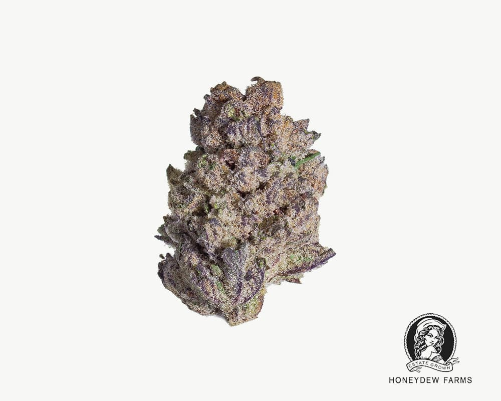 Purple Punch Indica Strain by Honeydew Farms | Splitbud Deals